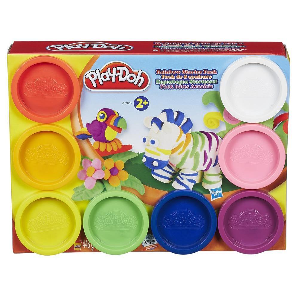 Play-Doh Regenbogen Knetpack