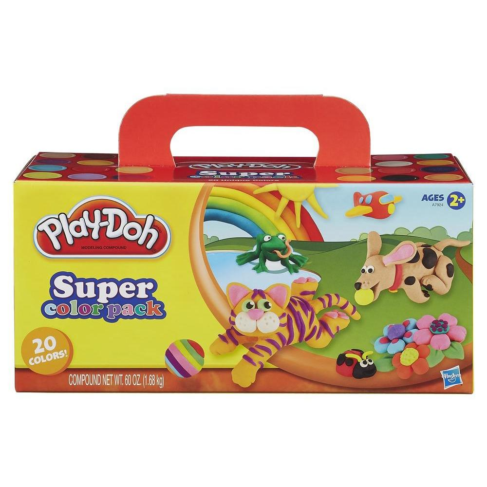 Play-Doh Super Farbenset (20er Pack)