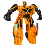 Transformers Movie 4 Mega Flip Bumblebee
