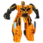 Transformers Movie 4 Mega Flip Bumblebee