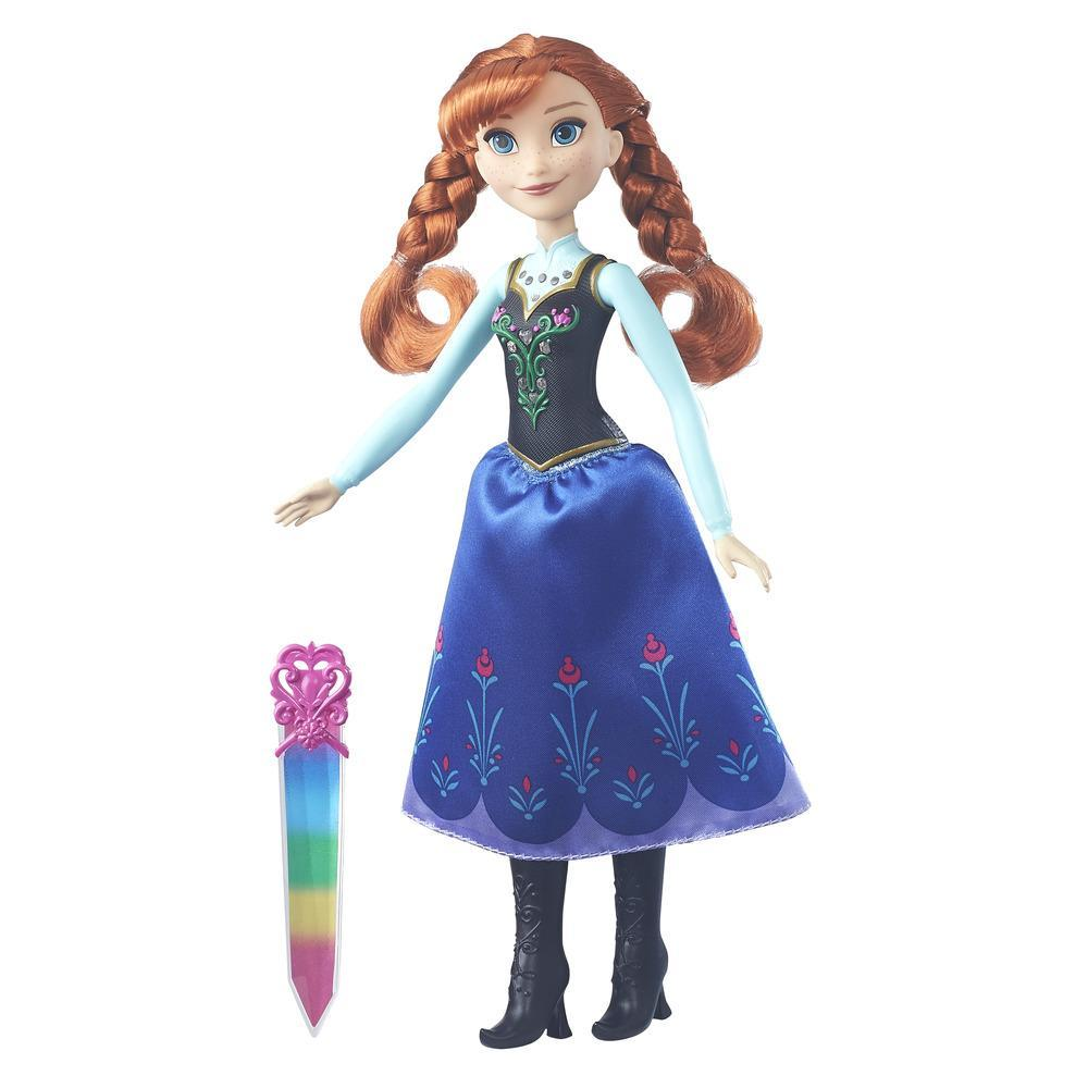 Die Eiskönigin funkelnder Kristallzauber - Anna