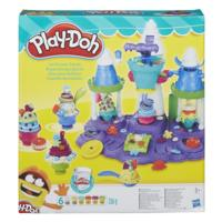PLAY-DOH KASTRO PAGOTOU - ICE CREAM CASTLE