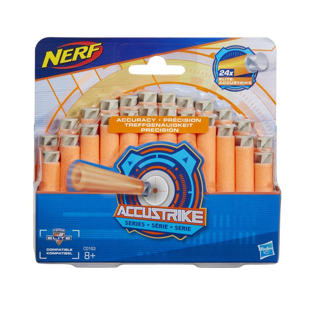 Nerf N-Strike Elite AccuStrike Series  24-Pack Refill