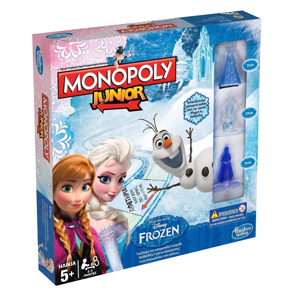 Monopoly Junior Game Frozen