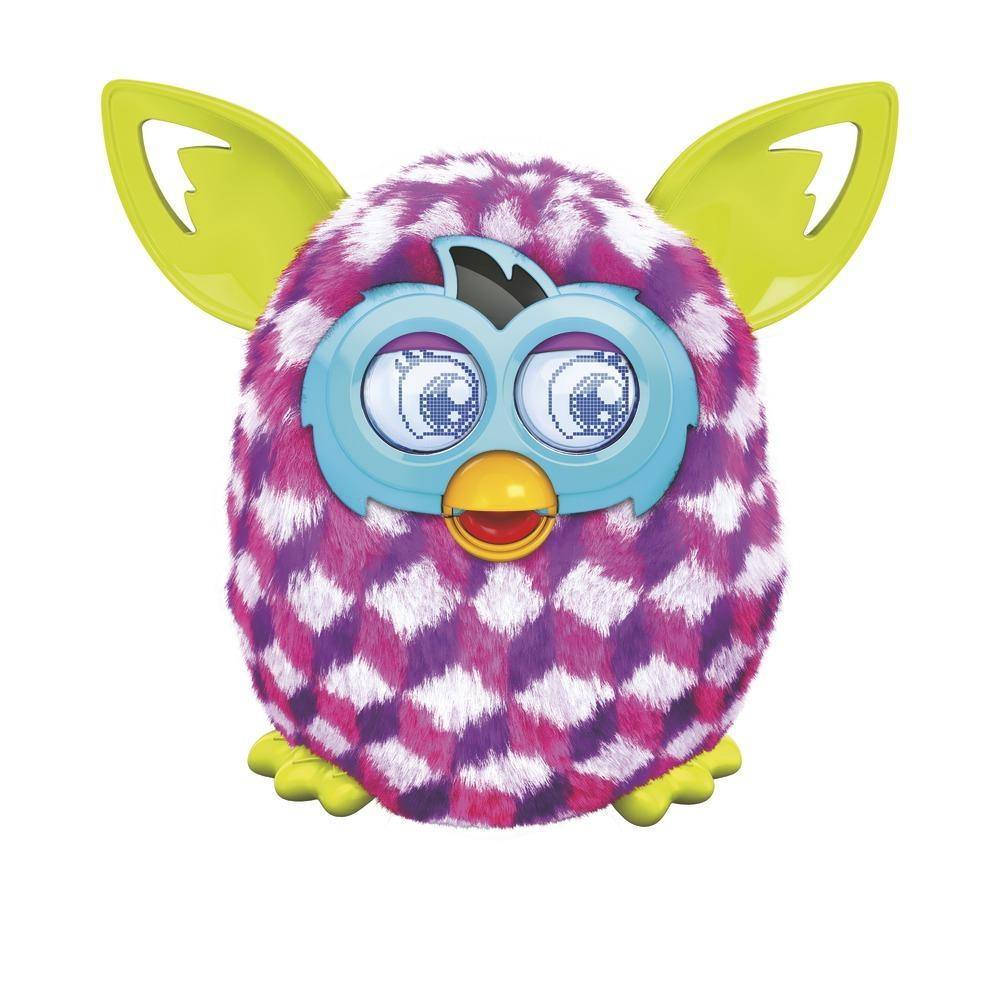 New Furby Boom (Pink Cubes)