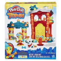 Play-Doh Town Πυροσβεστική