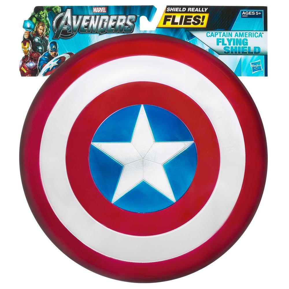 AVENGERS MOVIE THROWING SHIELD