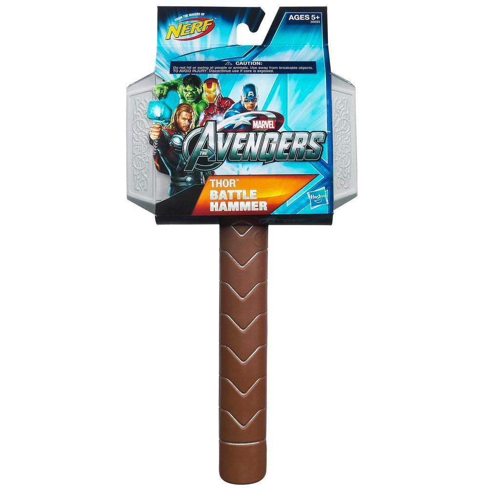 AVENGERS MOVIE HAMMER THOR