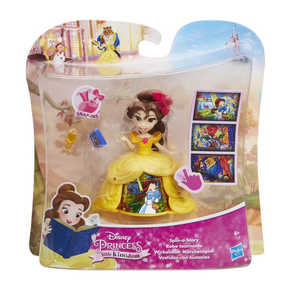 DPR SMALL DOLL SPIN A STORY BELLE