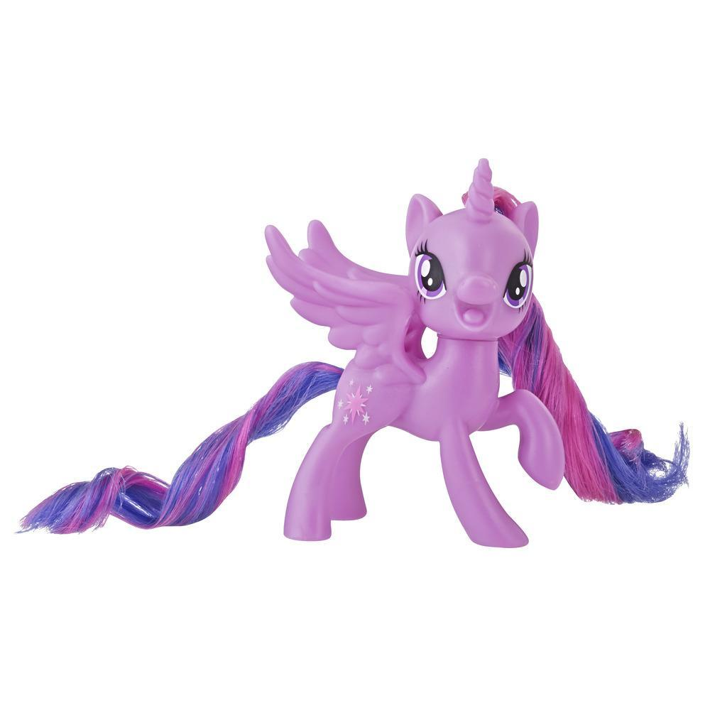 My Little Pony Pony με χαίτη Twilight Sparkle Κλασική Φιγούρα