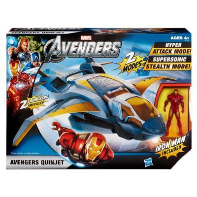 AVENGERS  MOVIE QUINJET