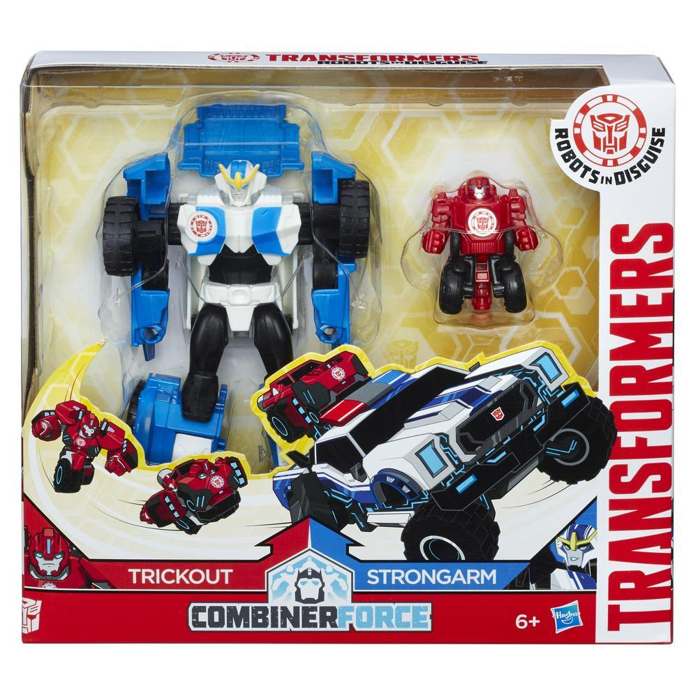 TRA RID ACTIVATOR COMBINER STRONGARM
