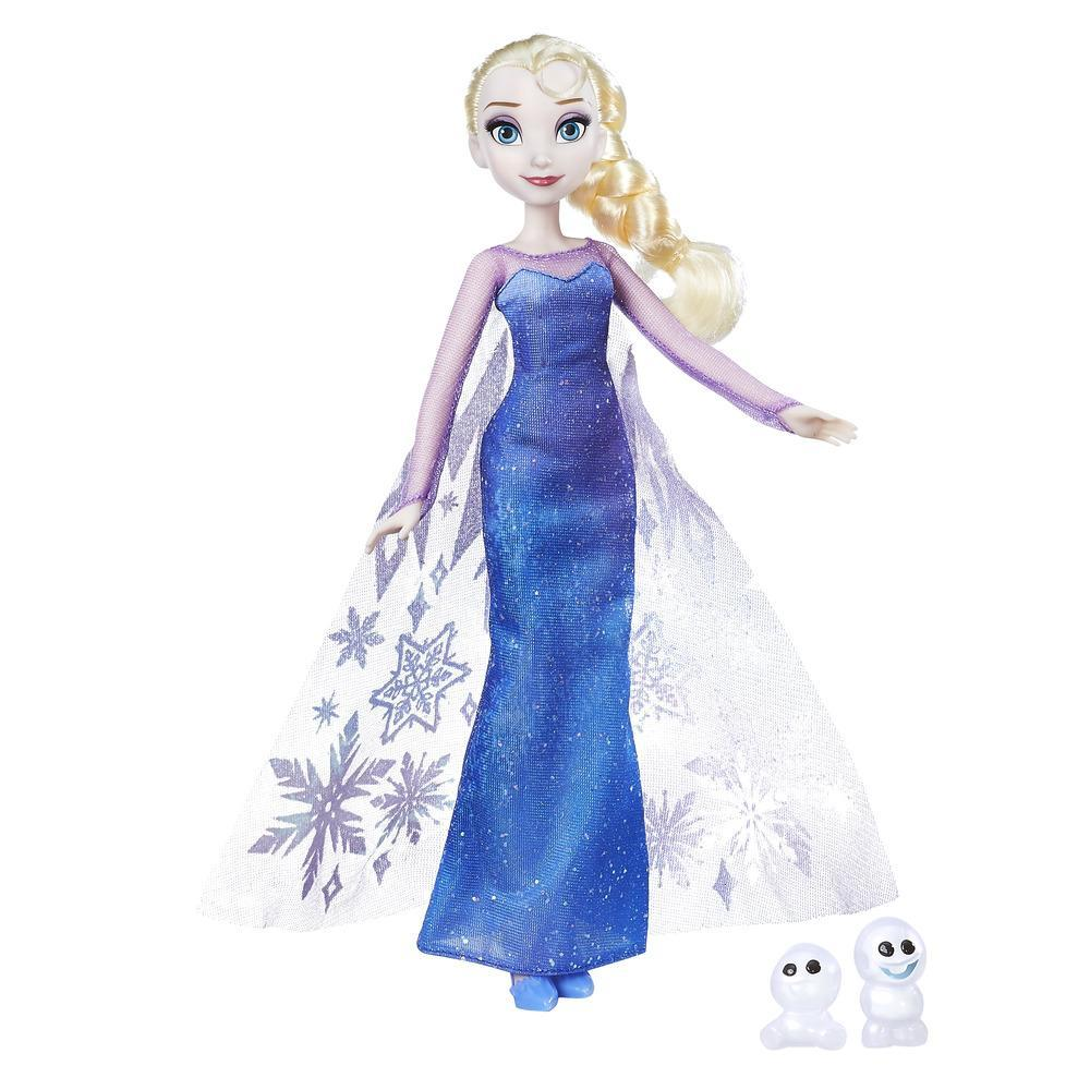 FROZEN NORTHERN LIGHTS FASHION DOLL ELSA