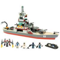 KRE-O BATTLESHIP USS MISSOURI