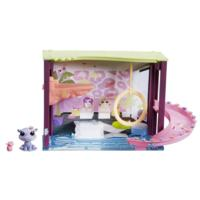 Littlest Pet Shop Pawza Pool Style Set - Πισίνα Pawza
