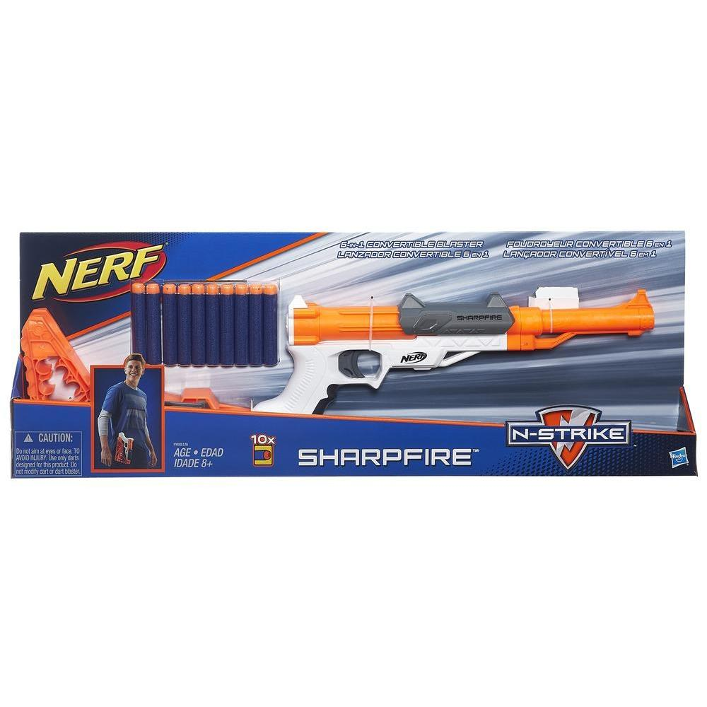 Nerf N-Strike SharpFire