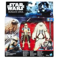 STAR WARS R1 SCARIF STORMTROOPER AND MOROFF