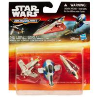 STAR WARS ATTACK OF THE CLONES MICRO MACHINES 3-PACK CLONE ARMY RAID