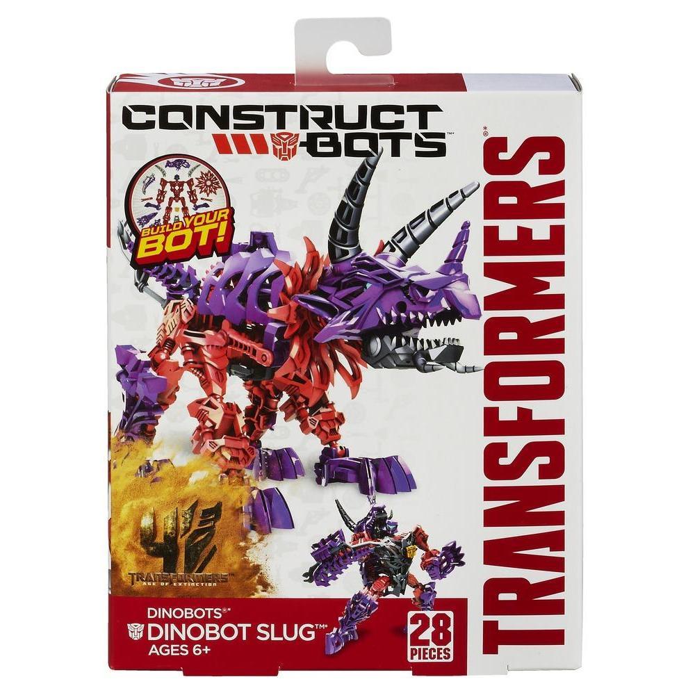 Transformers Age of Extinction Κατασκευάσιμα Ρομπότ Dinobot Slug Κατασκευάσιμη Φιγούρα Δράσης