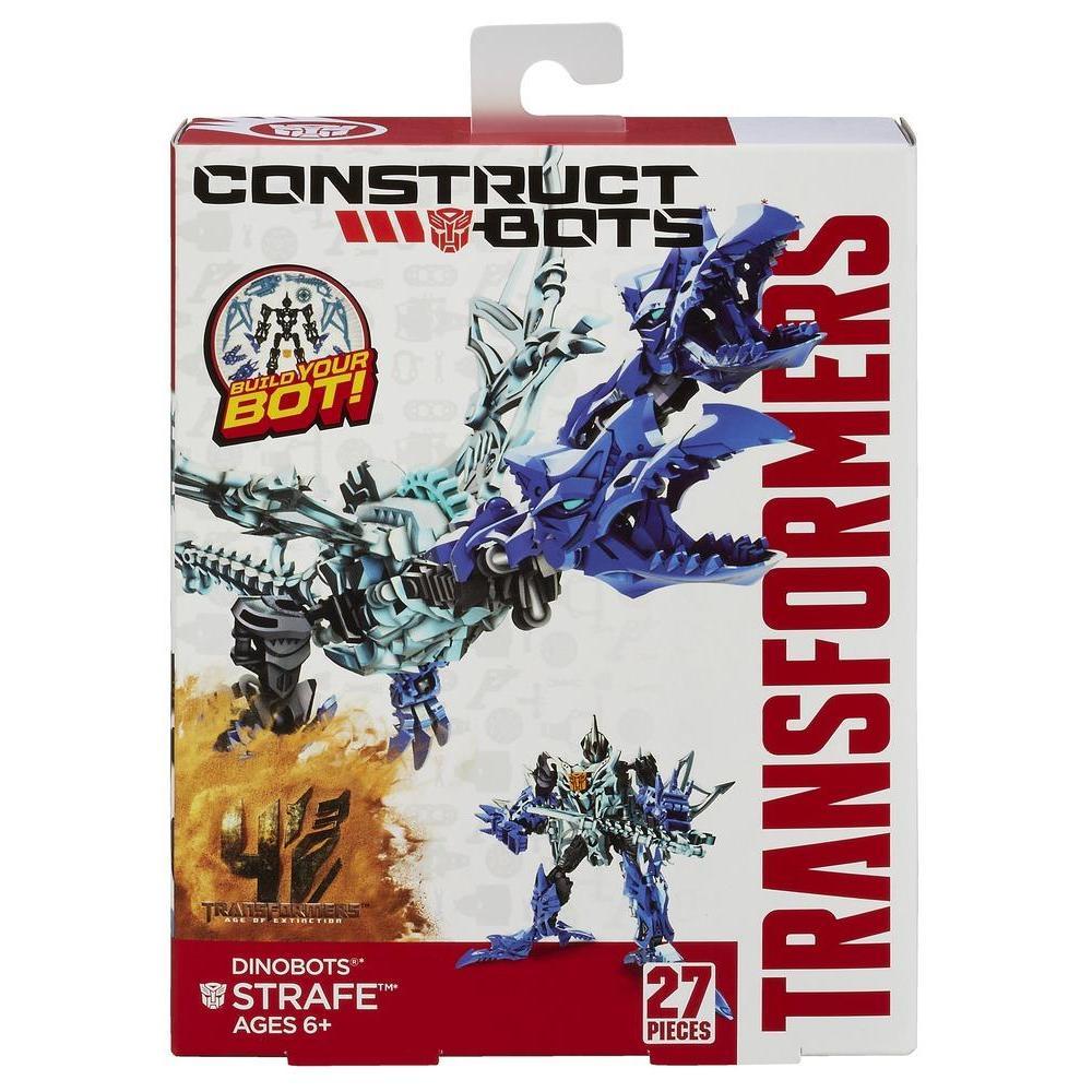 Transformers Age of Extinction Κατασκευάσιμα Ρομπότ Dinobot Strafe Κατασκευάσιμη Φιγούρα Δράσης