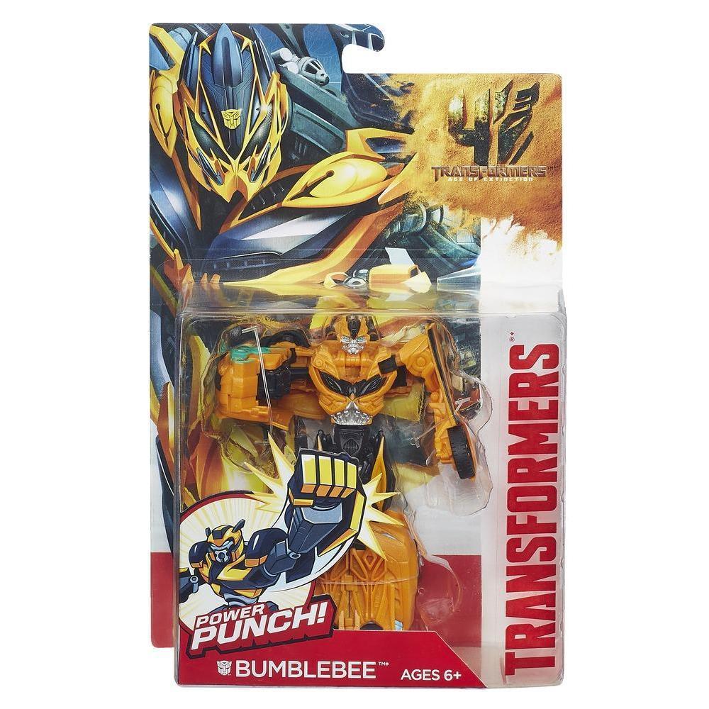 Transformers Age of Extinction Επιτιθέμενος Ισχύος Bumblebee