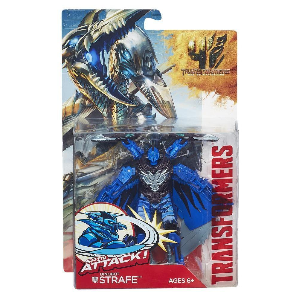 Transformers Age of Extinction Επιτιθέμενος Ισχύος Dinobot Strafe