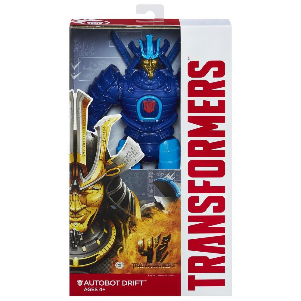 Transformers4  12 INCH Titan Hero Autobot Drift
