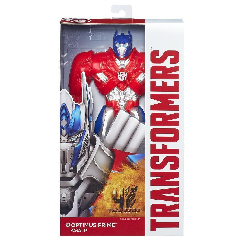 Transformers4  12 INCH Titan Hero Optimus Prime