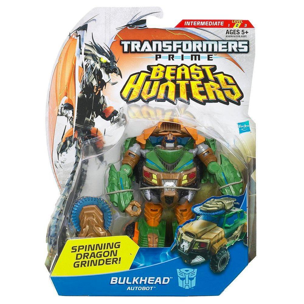 Transformers Beast Hunters Deluxe Class Bulkhead