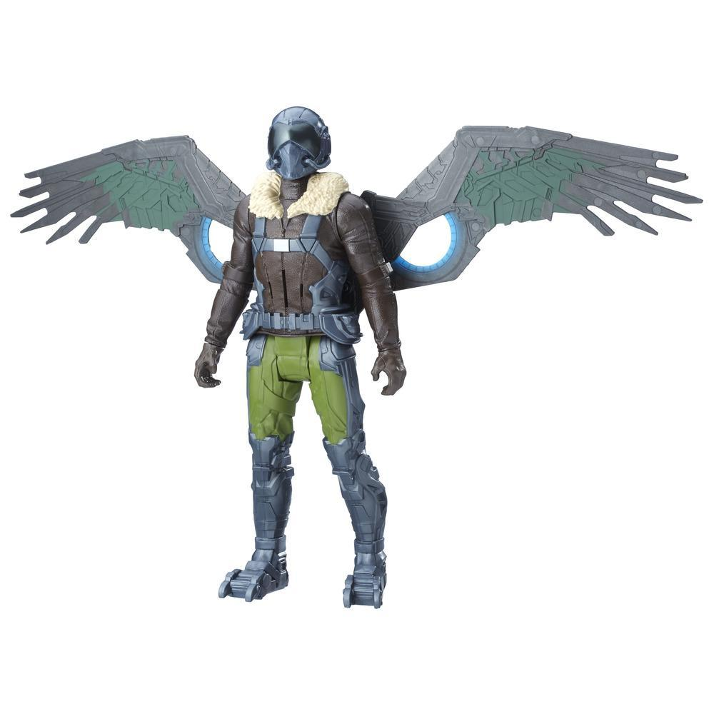 SPIDER-MAN MOVIE 12IN ELECTRONIC MARVELS VULTURE
