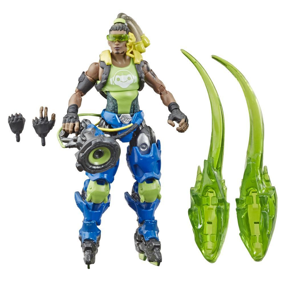 Overwatch Ultimates Series Lucio 6-Inch Collectible Action Figure