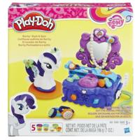 Play-Doh Rarity Στριφογυρίζω & Στολίζω