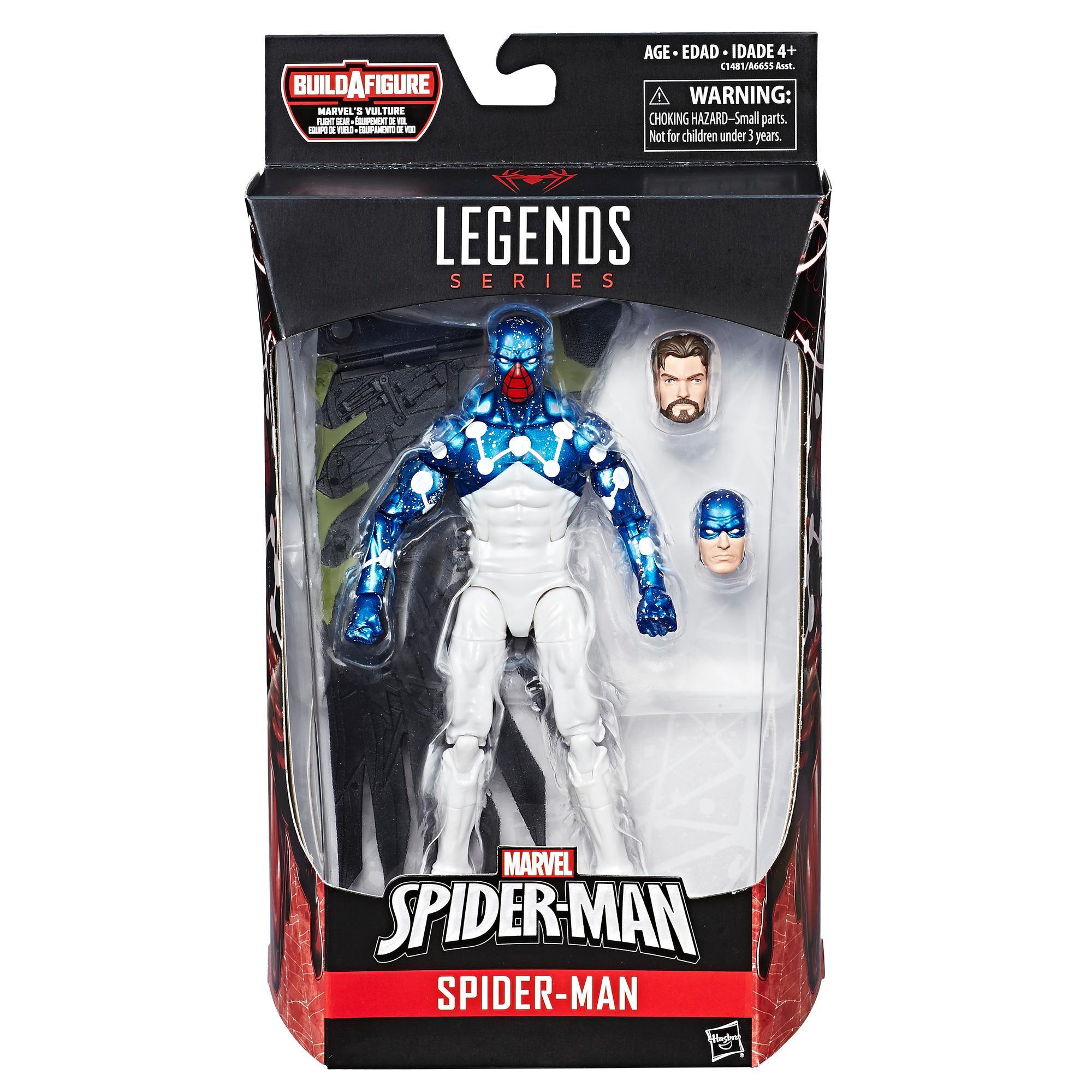 SPD COSMIC SPIDER MAN