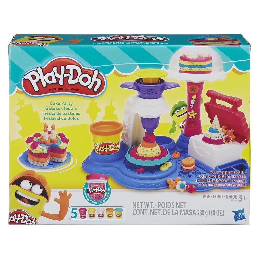 Play-Doh Τούρτα Πάρτι