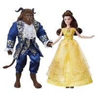DISNEY PRINCESS BATB BELLE AND BEAST 2 PACK FD