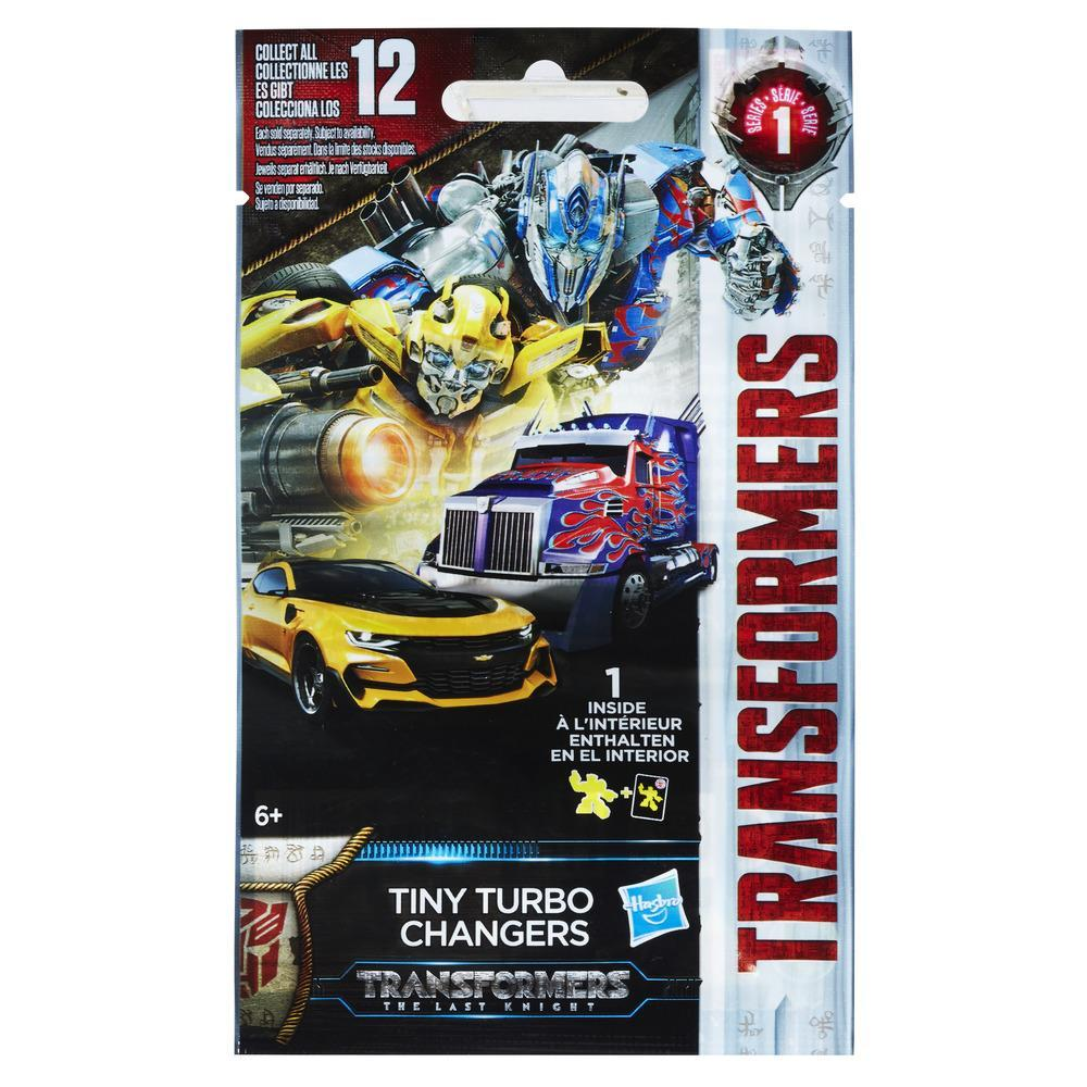 TRANSFORMERS MV5 TINY CHANGERS ASST