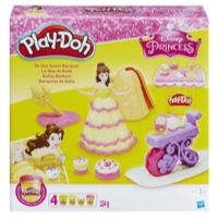 PLAY-DOH DISNEY PRINCESS  BELLE
