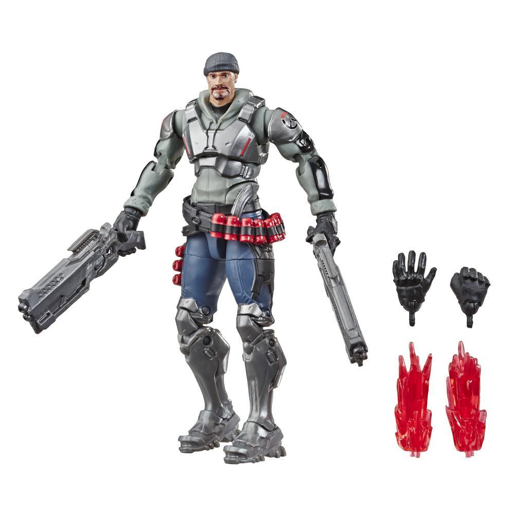 Overwatch Ultimates Series Blackwatch Reyes (Reaper) Skin 6-Inch Collectible Action Figure