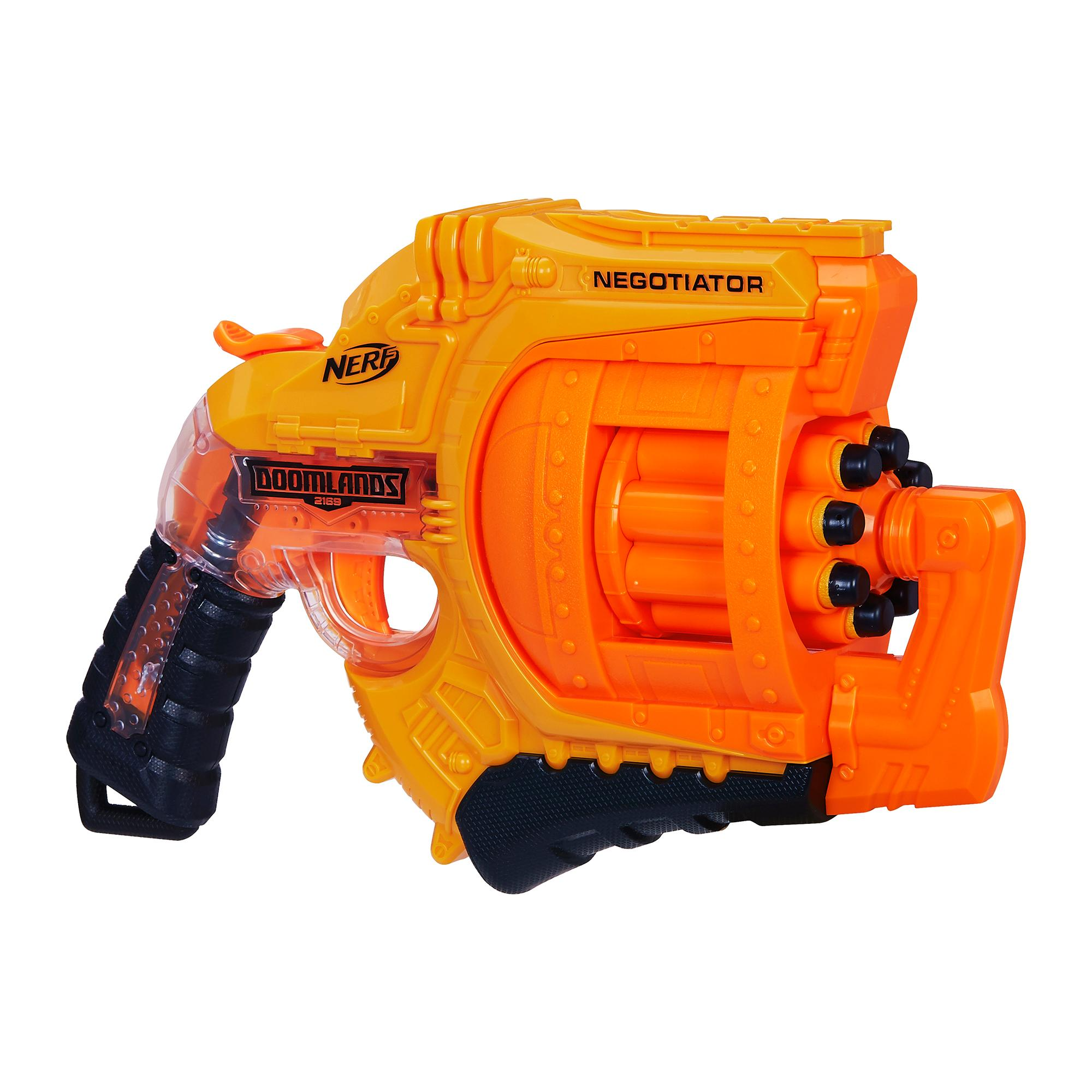Nerf Doomlands 2169 Negotiator Blaster