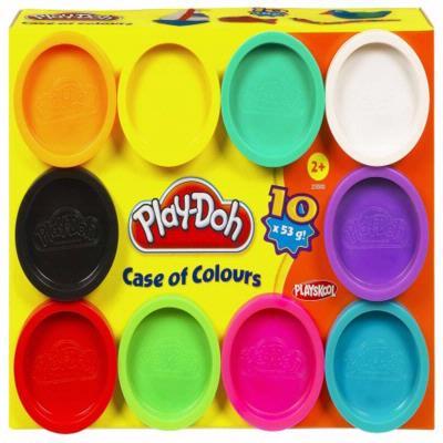 PLAY-DOH - ΣΕΤ 10 ΤΜΧ