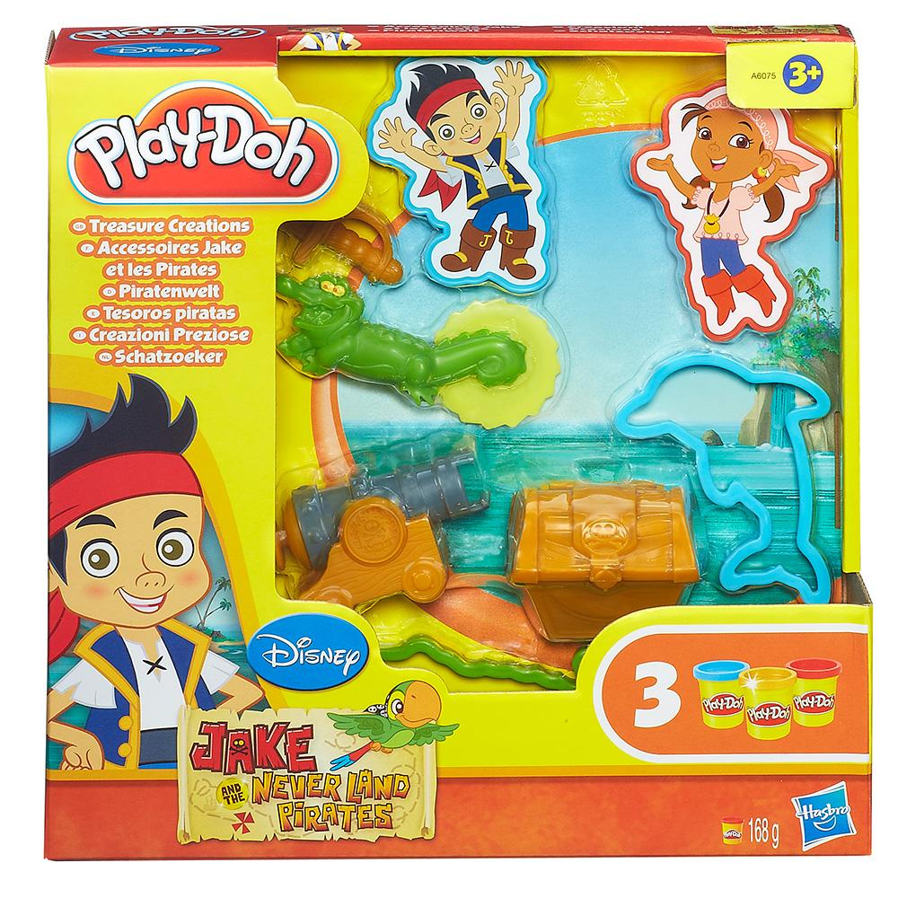 PLAY-DOH DIS JR JAKE AND THE NEVERLAND PIRATES