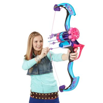 Nerf Rebelle Secrets & Spies Arrow Revolution Bow