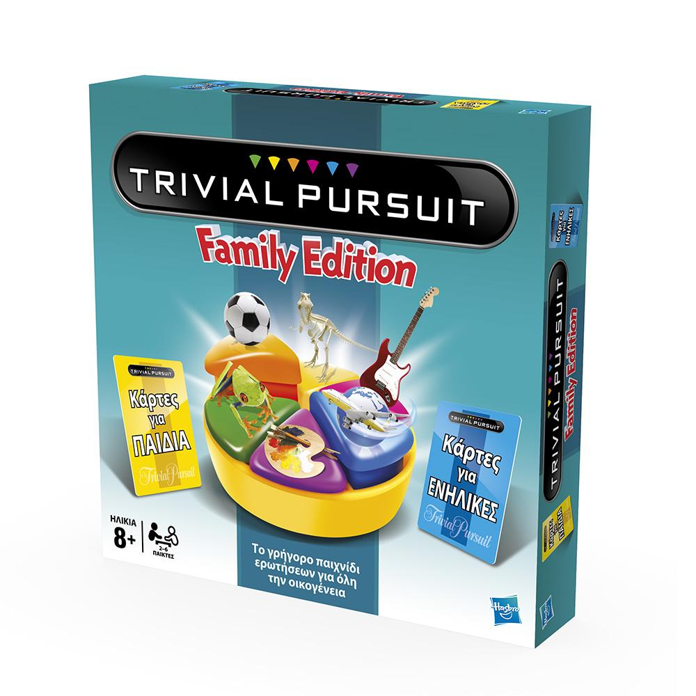 Trivial Pursuit Οικογενειακή Έκδοση