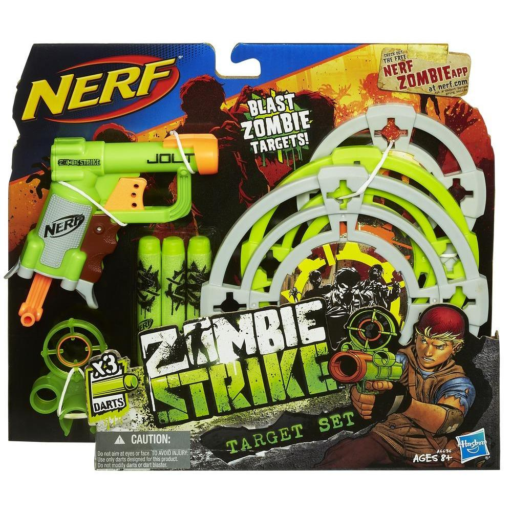 Nerf Zombie Strike Targeting Set