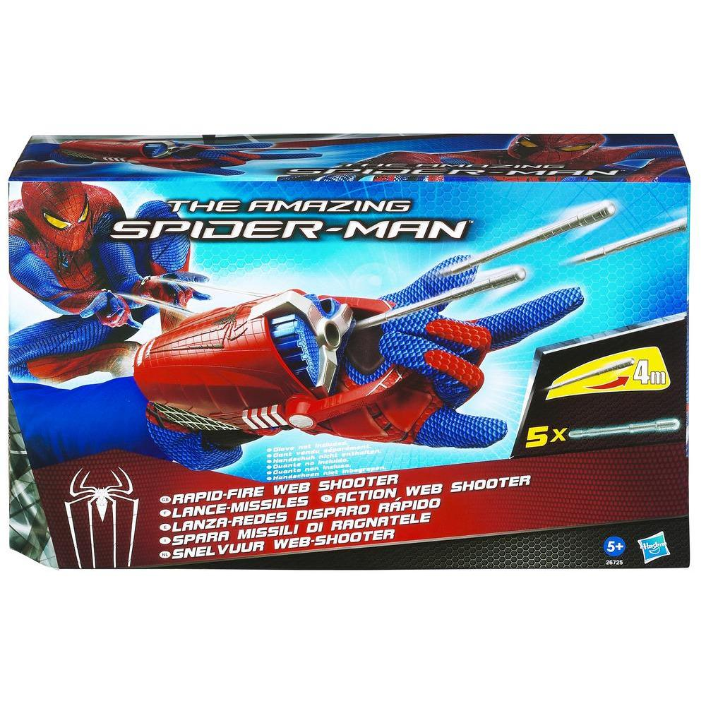 SPIDER-MAN MOVIE RADIP FIRE WEB SHOOTER