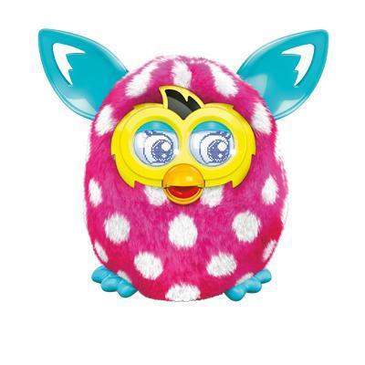 New Furby Boom (Polka Dots)