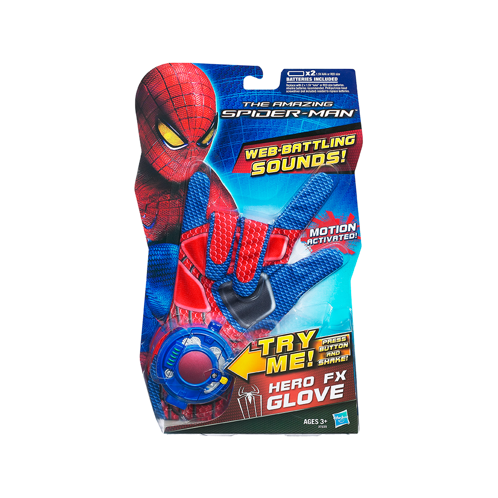 SPIDER-MAN MOVIE HERO FX GLOVE