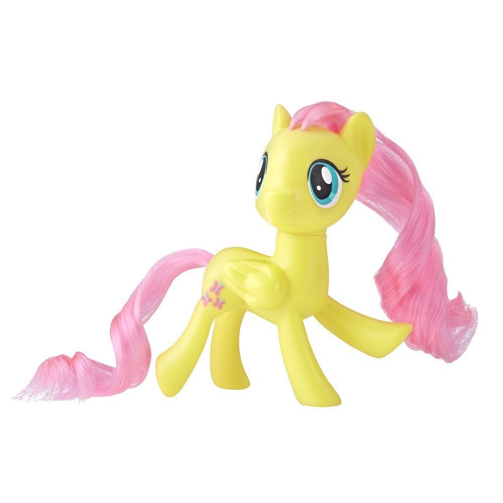 My Little Pony Pony με Χαίτη Fluttershy Κλασική Φιγούρα