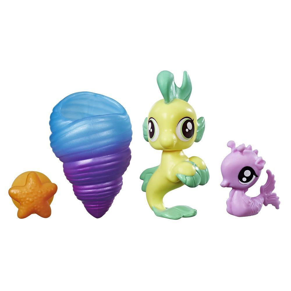 My Little Pony the Movie Baby Seapony Lily Drop