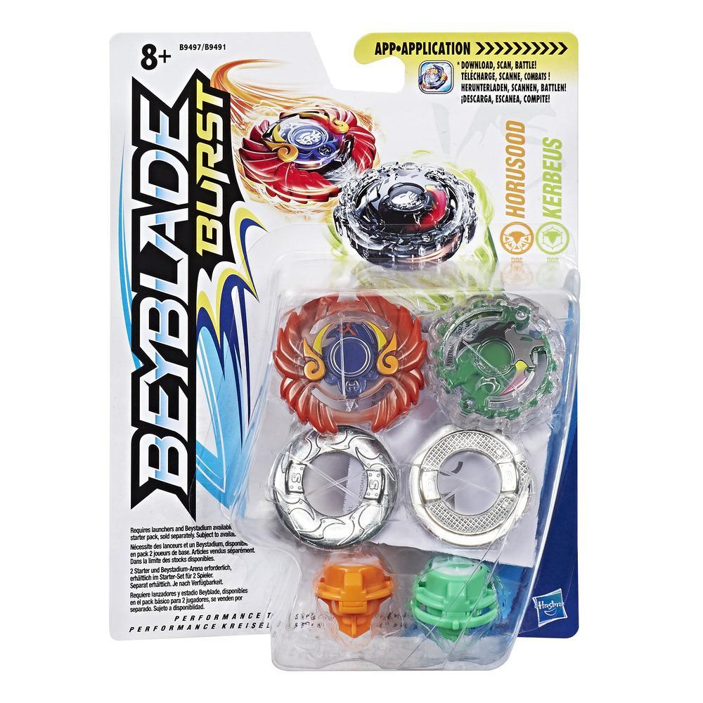 Beyblade Burst Dual Pack Horusood & Kerbeus